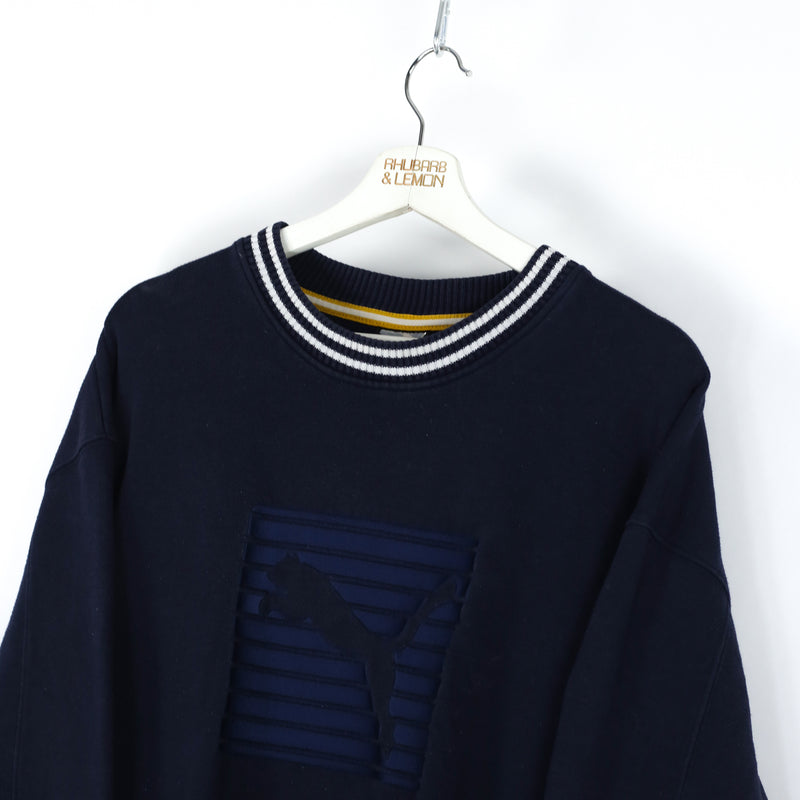 Puma King Vintage Sweatshirt - XL