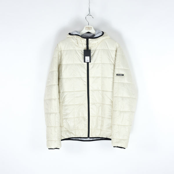 Stussy Deadstock Reversible Down Puffer Coat - Large