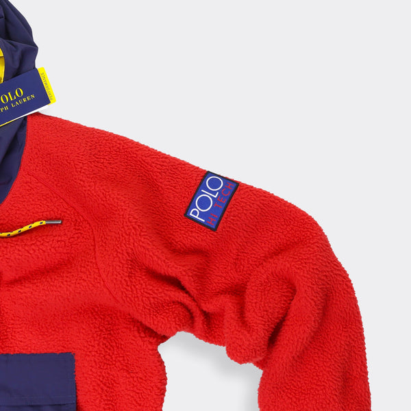 Polo Hi Tech Deadstock Fleece - Small