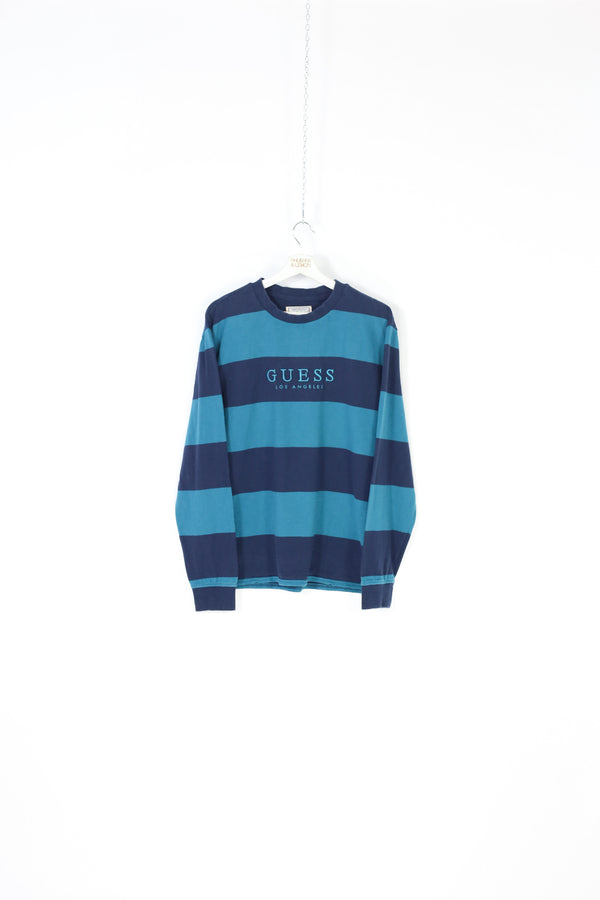 Guess Vintage Long Sleeve T-Shirt - Medium