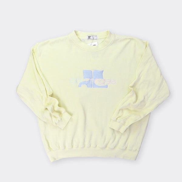 Courreges Vintage Sweatshirt - Medium