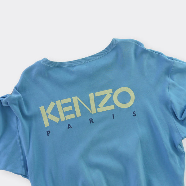 Womens Kenzo Vintage Sweatshirt - Medium