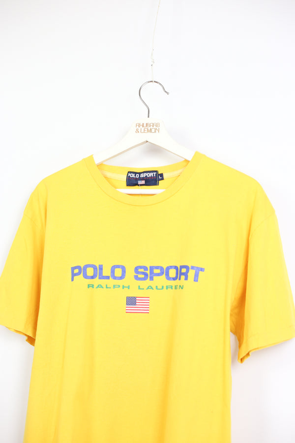 Polo Sport Vintage T-Shirt - Medium