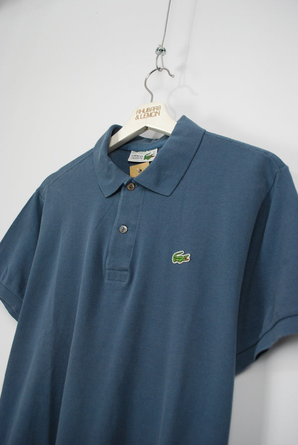 Chemise Lacoste Vintage Polo T-Shirt - Medium