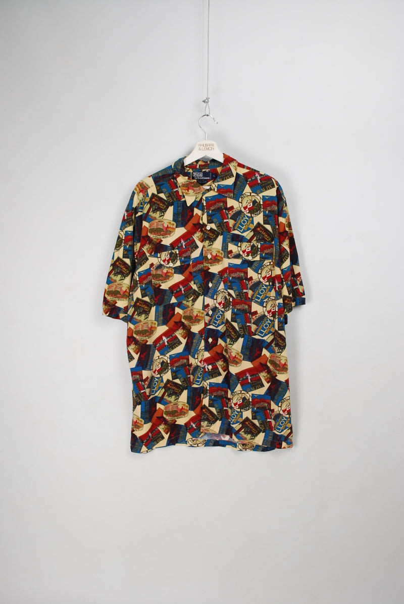 Polo Ralph Lauren Vintage Shirt - XL
