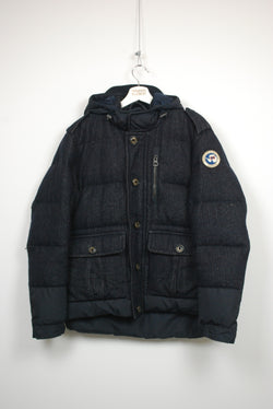 Napapijri Vintage Down Coat - Large