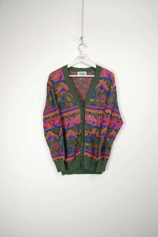 Missoni Vintage Cardigan - Medium