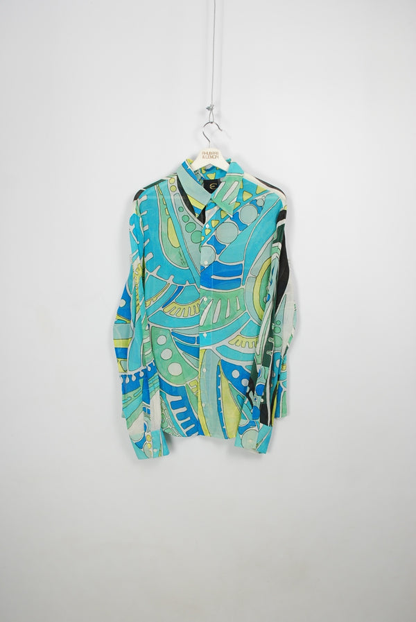 Just Cavalli Vintage Shirt - Large