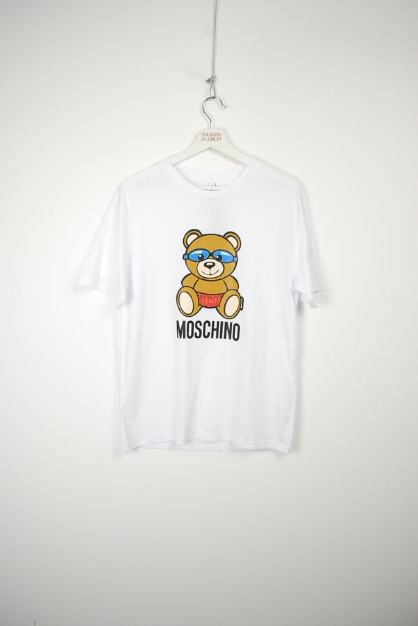 Moschino Bear Deadstock T-Shirt - Medium