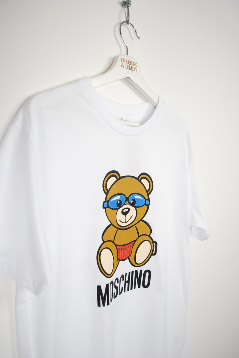 Moschino Bear Deadstock T-Shirt - Large