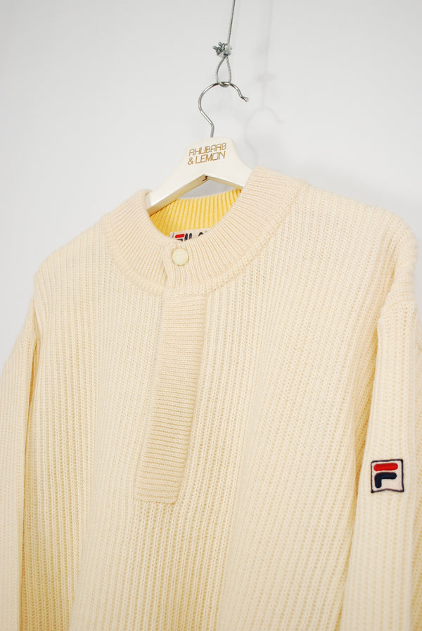 Fila Vintage Sweater - XL