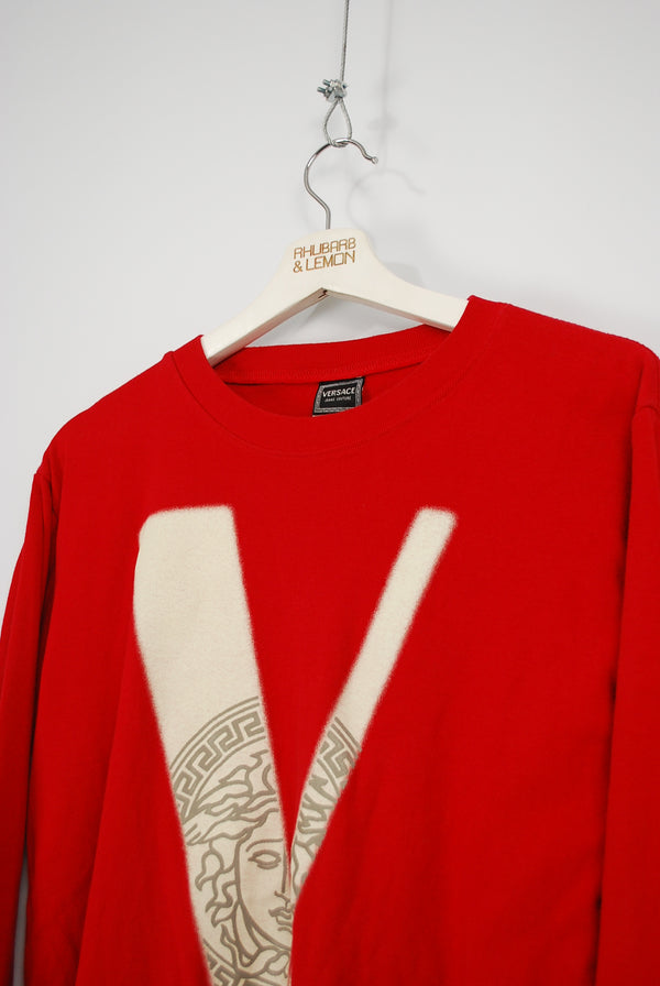 Versace Vintage T-Shirt - Small