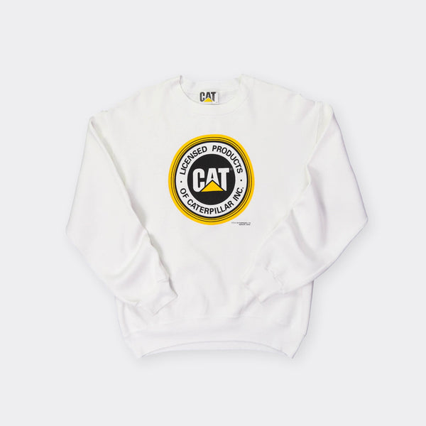 CAT Vintage Sweatshirt - Small