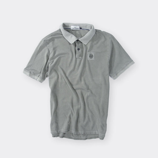 Stone Island Vintage Polo Shirt - Medium