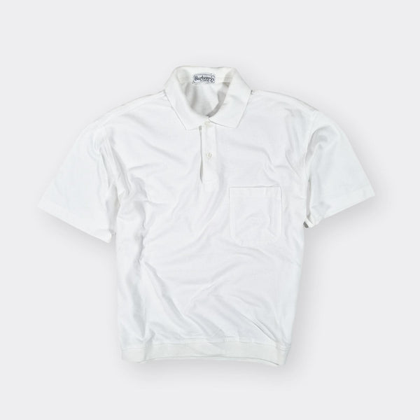 Burberry Vintage Polo Shirt - Large