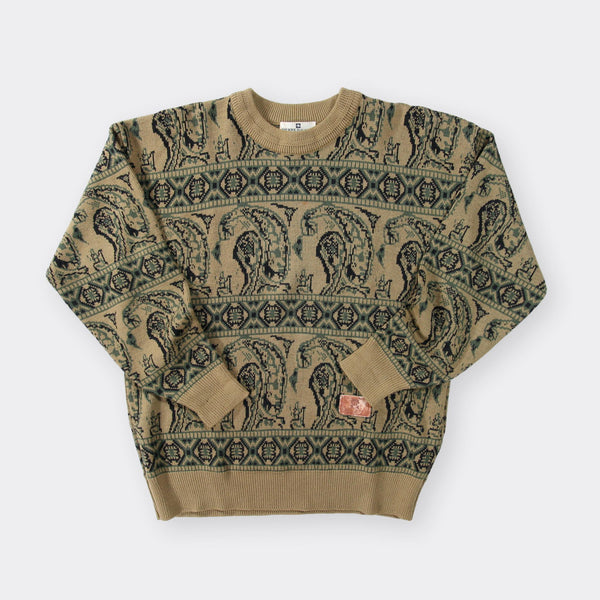 Balmain Vintage Sweater - Medium