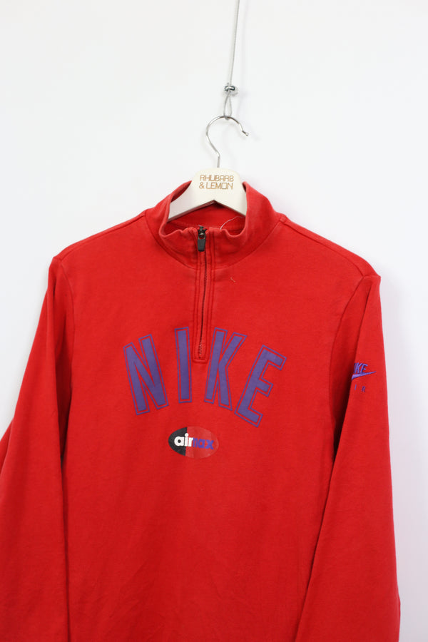 Nike Air Max Vintage Quarter Zip - Small