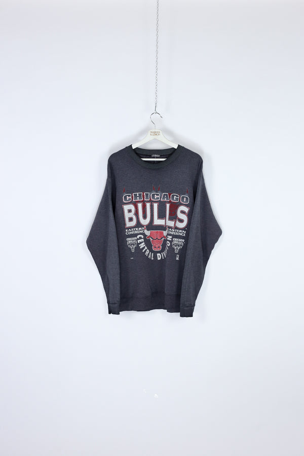 Chicago Bulls Vintage Sweatshirt - Large