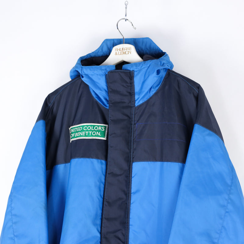 Benetton Vintage Coat - XL