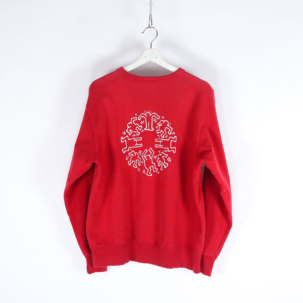 Keith Haring Vintage Sweatshirt - Medium