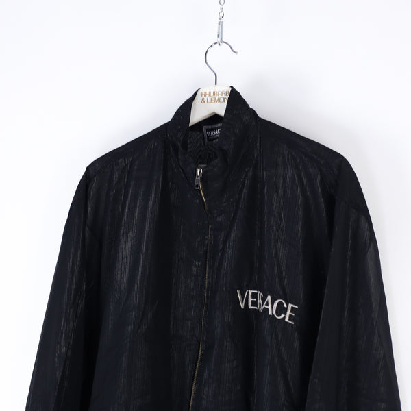 Versace Vintage Sheer Jacket - Medium