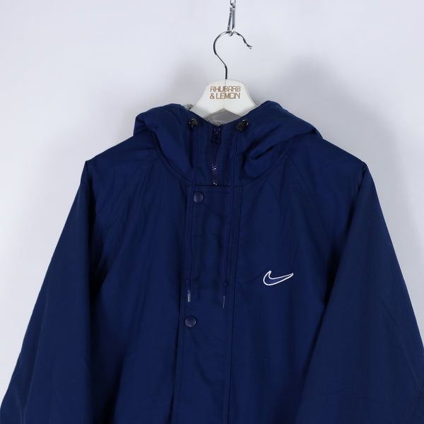 Nike Vintage Trench Coat - Medium