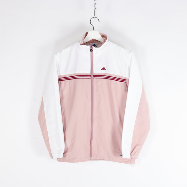 Womens Adidas Vintage Track Jacket - Small