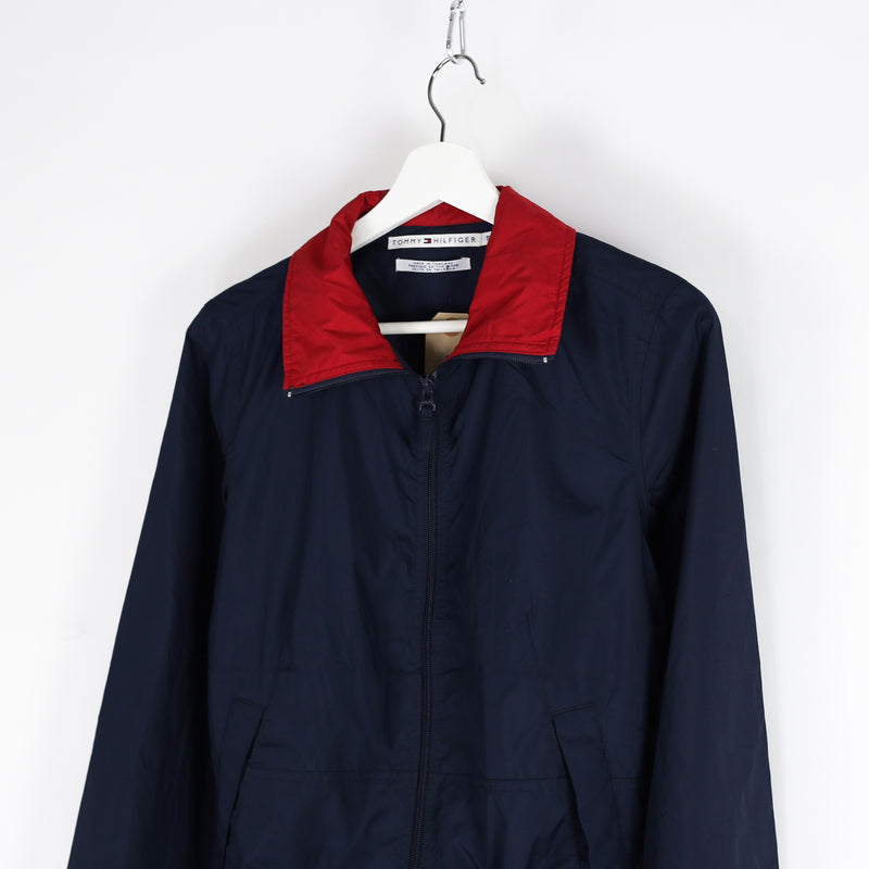 Womens Tommy Hilfiger Vintage Track Jacket - Small