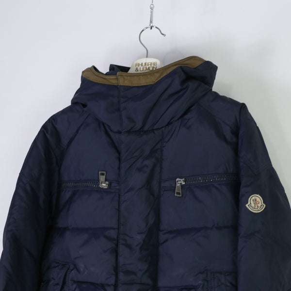 Womens Moncler Vintage Puffer Coat - Medium