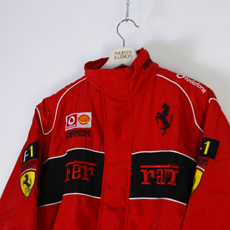 Womens Ferrari Vintage Coat - Medium