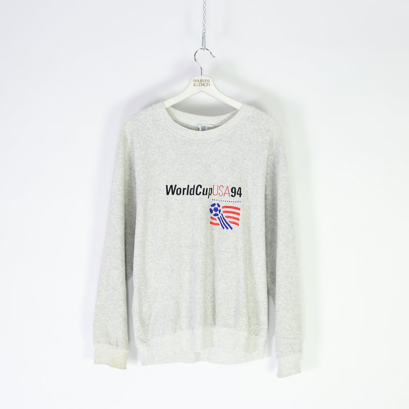 World Cup USA '94 Vintage Fleeced Sweatshirt - Medium