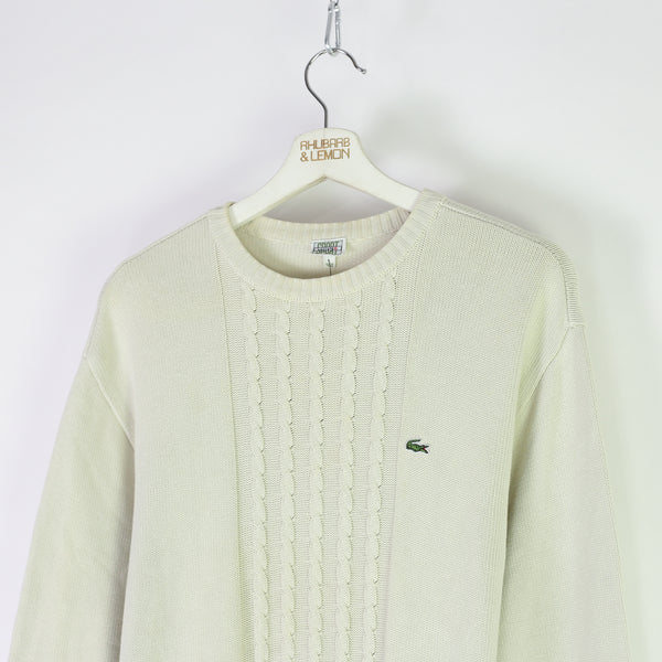 Lacoste Vintage Sweater - Medium