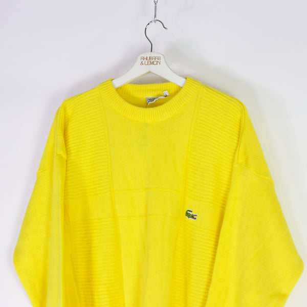 Lacoste Vintage Sweater - Large