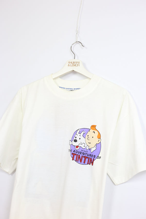 Tin Tin Deadstock Vintage T-Shirt - Medium