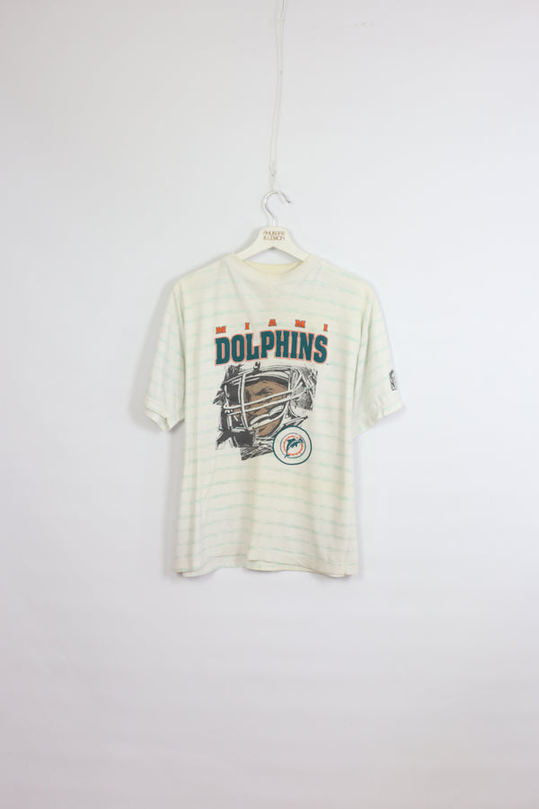 Miami Dolphins Vintage T-Shirt - Medium