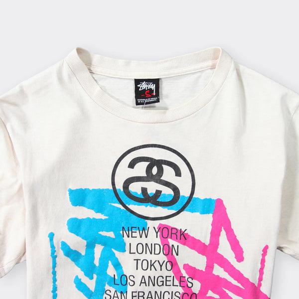 Stussy Vintage T-Shirt - Small