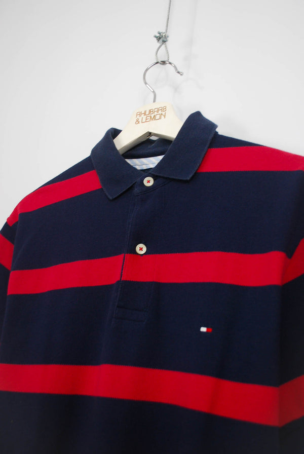 Tommy Hilfiger Vintage Polo - Medium