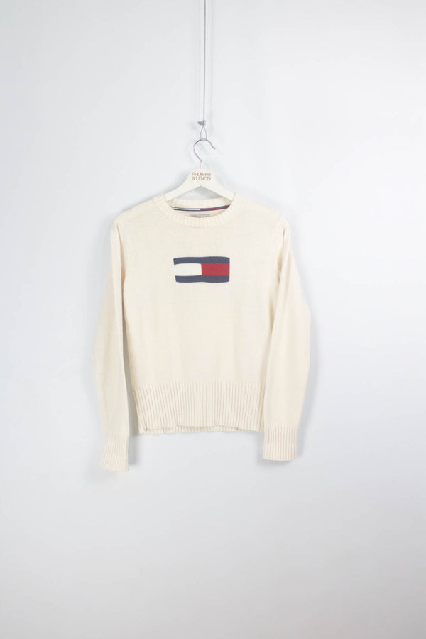 Womens Tommy Hilfiger Vintage Sweater - Medium