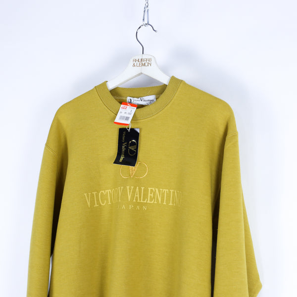 Valentino Deadstock Vintage Sweatshirt - Medium