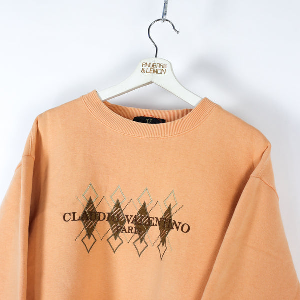 Valentino Vintage Sweatshirt - Medium