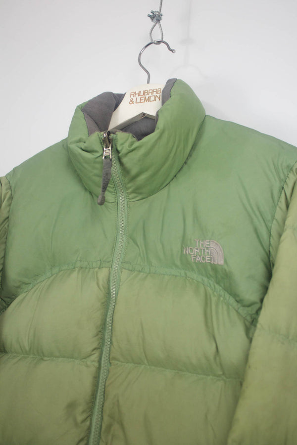 Womens The North Face 700 Down Puffer Coat - Small