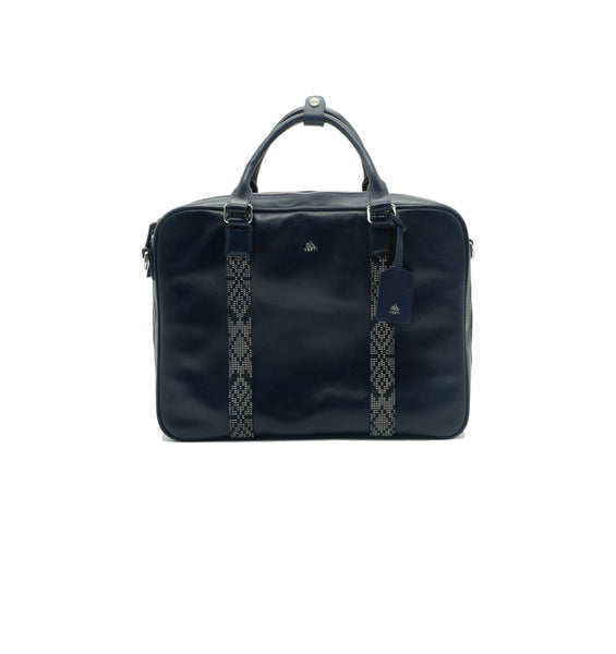 Hunter Briefcase Blue