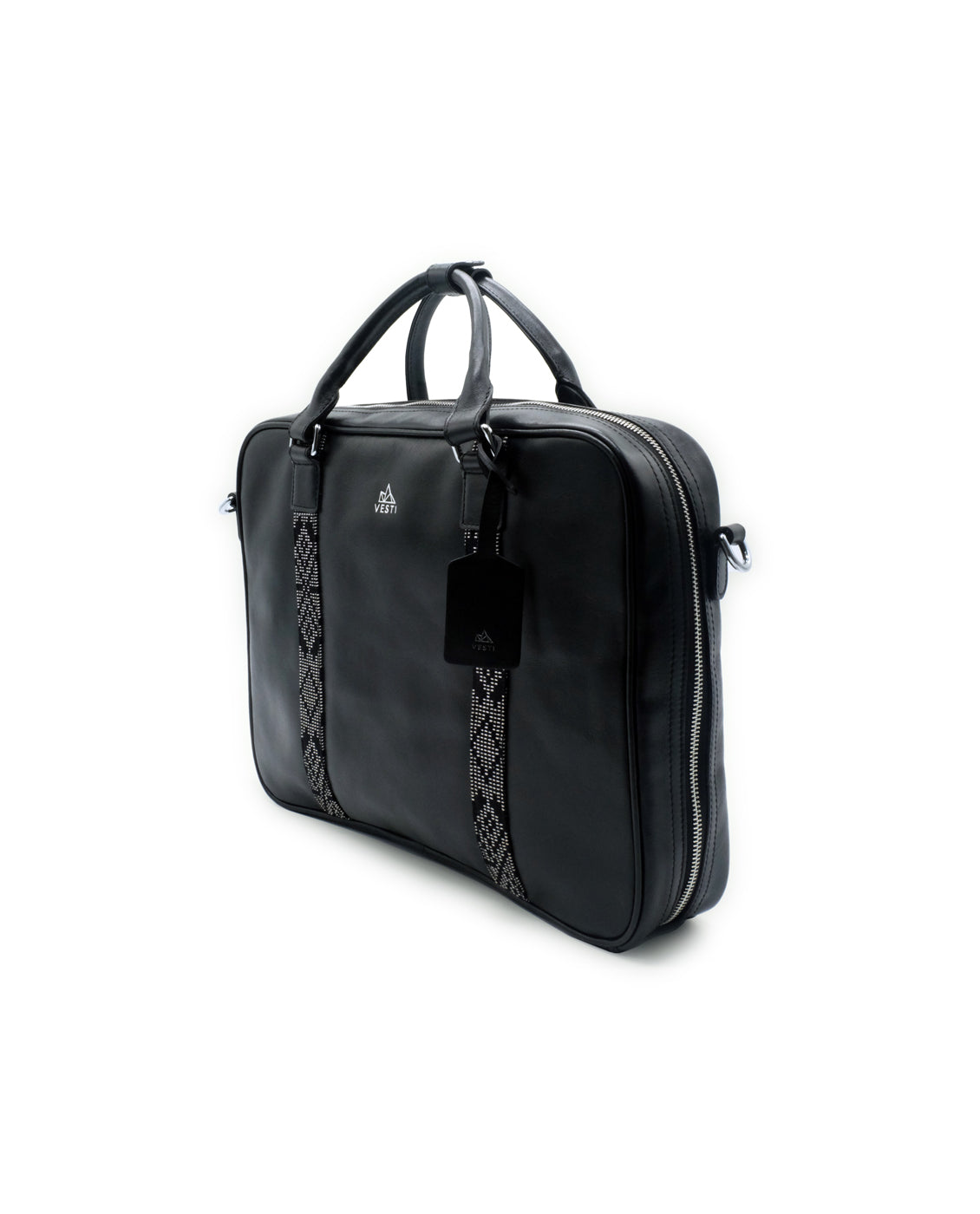 Hunter Briefcase Black