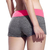 Stretch Fitted Strap Support Active Shorts