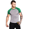 Cotton Quick Drying Slim Fitted T-Shirt