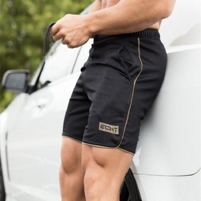 Cotton Athlete Running Shorts