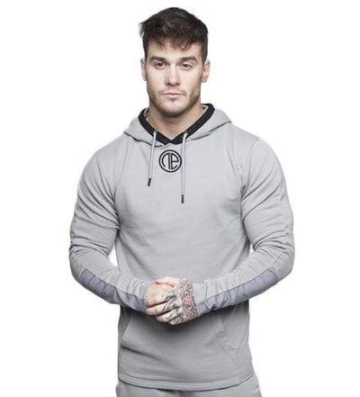 Active Pullover Fitness Hoodie