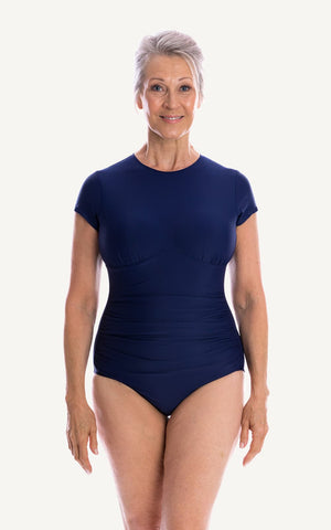 Active Luxe Long Sleeve Rash Top
