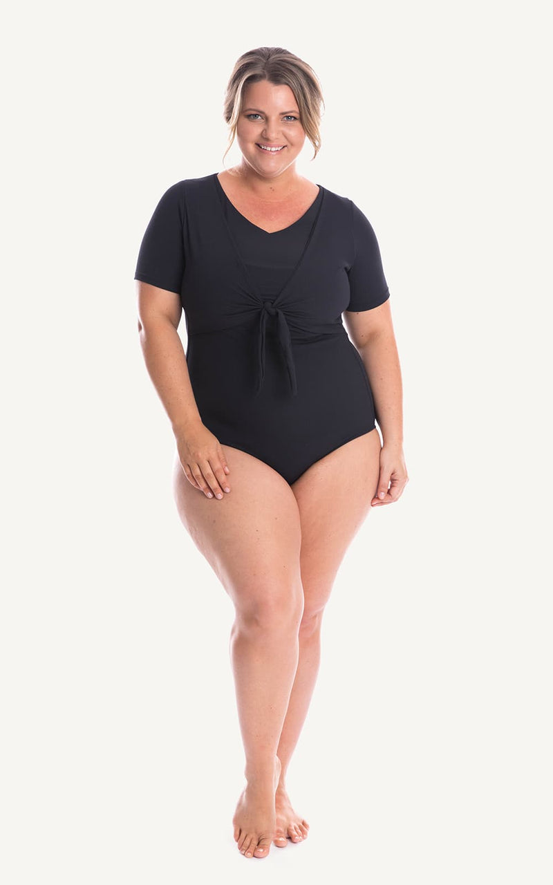 Breast Feeeding One Piece Plus Size
