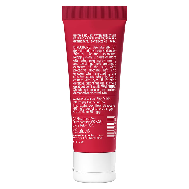 Sticky Zinc MEDIUM TINT SPF50+ 50g